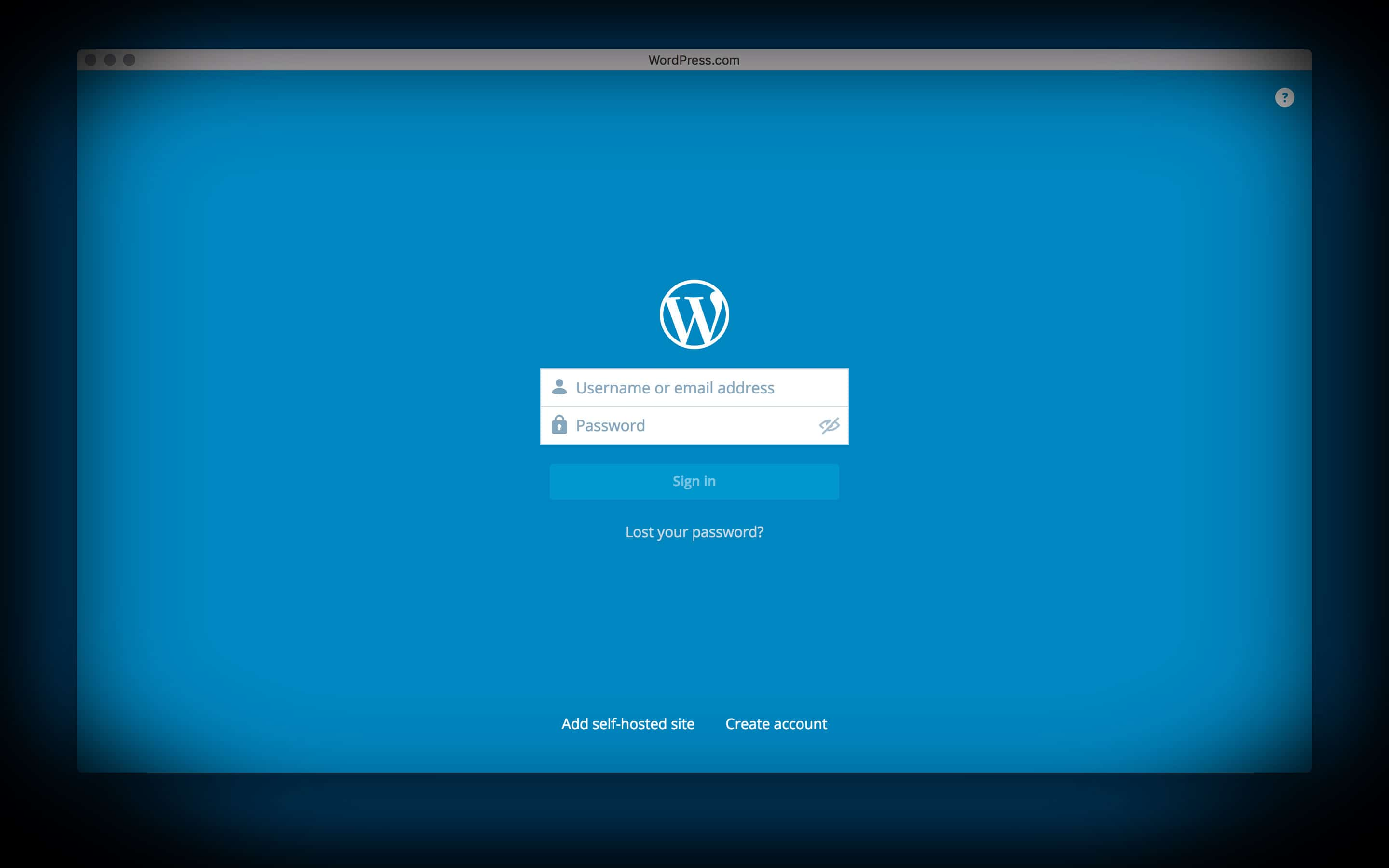 WordPress Update: Open Source and New Desktop App