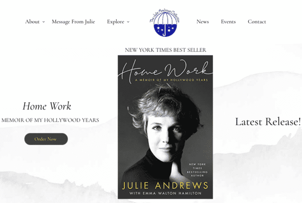 The Julie Andrews Collection